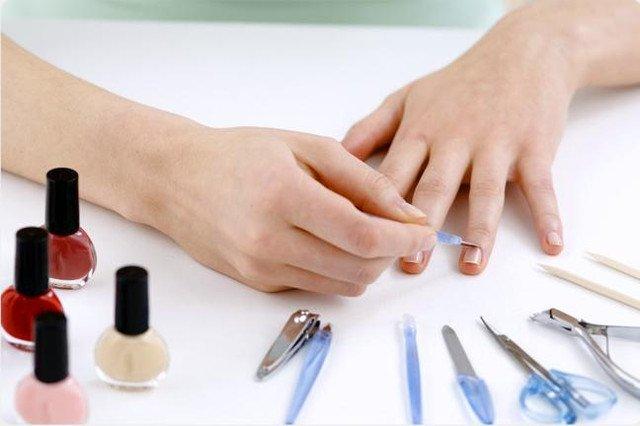 Самая редкая форма ногтей